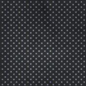 Brighten Up Paper- Polka Dot- Black & Blue