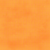 Brighten Up Paper- Polka Dot- Orange & Pink