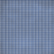 Brighten Up Paper- Blue Plaid
