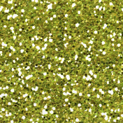 Deck The Halls- Lime Glitter