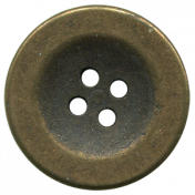 Twilight- Brass Button