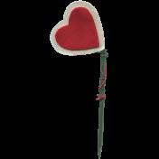 Deck The Halls - Heart