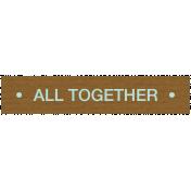 Deck The Halls- Label All Together