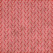 Ornamental 19- Red & Blue Paper