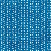 Pattern 86- Blue Paper