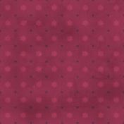 Snowflakes Paper- Purple