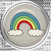 Like This Kit- Brad Rainbow Clouds