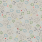 Like This- Floral Paper