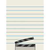 Like This Journal Card- Movie