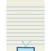 Like This Journal Card- TV