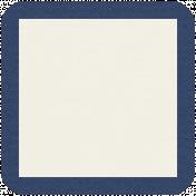 Like This Tag- Blue & White