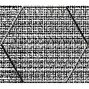 Like This Kit- Frame Hexagon 2