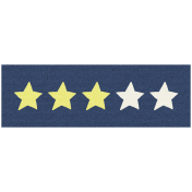 Like This Kit- Rating Stars 3