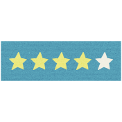Like This Kit- Rating Stars 4