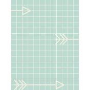 Lake District Journal Card- Arrows