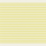 Lake District- Strong Yellow Stripes Paper