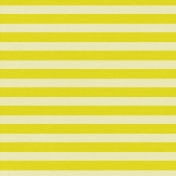 Lake District- Fat Stripes Paper- Strong Yellow