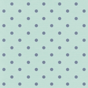 Lake District- Polka Dot Paper- Mint