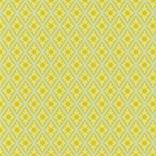 Lake District- Ornamental Paper- Strong Yellow