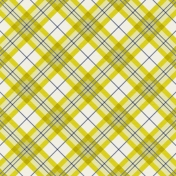 Lake District- Diagonal Plaid Paper