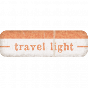 Travel Light Tag
