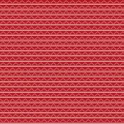 Winter Plaid- Stripes & Chevrons Paper