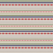 Winter Plaid- Multipattern Paper