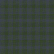 Winter Plaid- Houndstooth Paper- Blue & Green