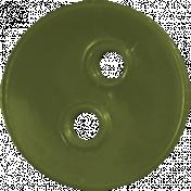 Winter Plaid Button- Green