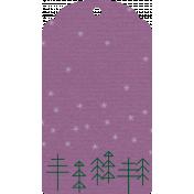Winter Wonderland Mini Tag