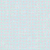 Floral 56- Blue & Pink Paper