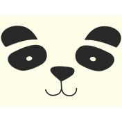 Chinese New Year Journal Card 03 Panda