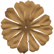Venice Flower- Tan