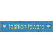 Let's Shop- Fashion Forward Label