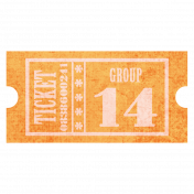 Orange Ticket