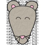 Chinese New Year Zodiac Animal- Rat