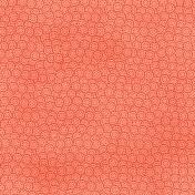 Gear Pattern 2- Red
