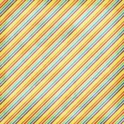 Stripes 72- Rainbow