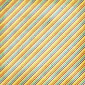 Stripes 72- Rainbow
