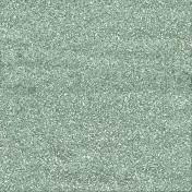 Be Mine- Mint Glitter Paper