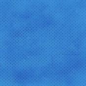 Polka Dots Paper 16- Blue
