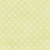 Polka Dots 35 Paper- Yellow