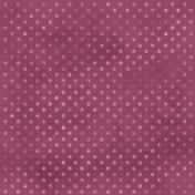Polka Dot Paper 15- Purple