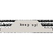 Lake District- Keep Up Tab