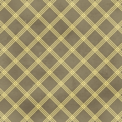 Argyle Paper 24- Gray & Yellow