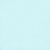 Chevron 5- Blue Paper