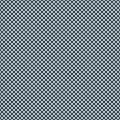 Polka Dot 46 Navy Paper