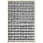 Egypt Frames- Ripped Edge White Rectangle 2