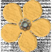 Yellow Flower- Amsterdam