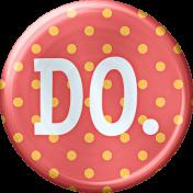 Metal Do Button